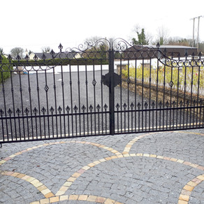 Wrought iron Gates And Railings