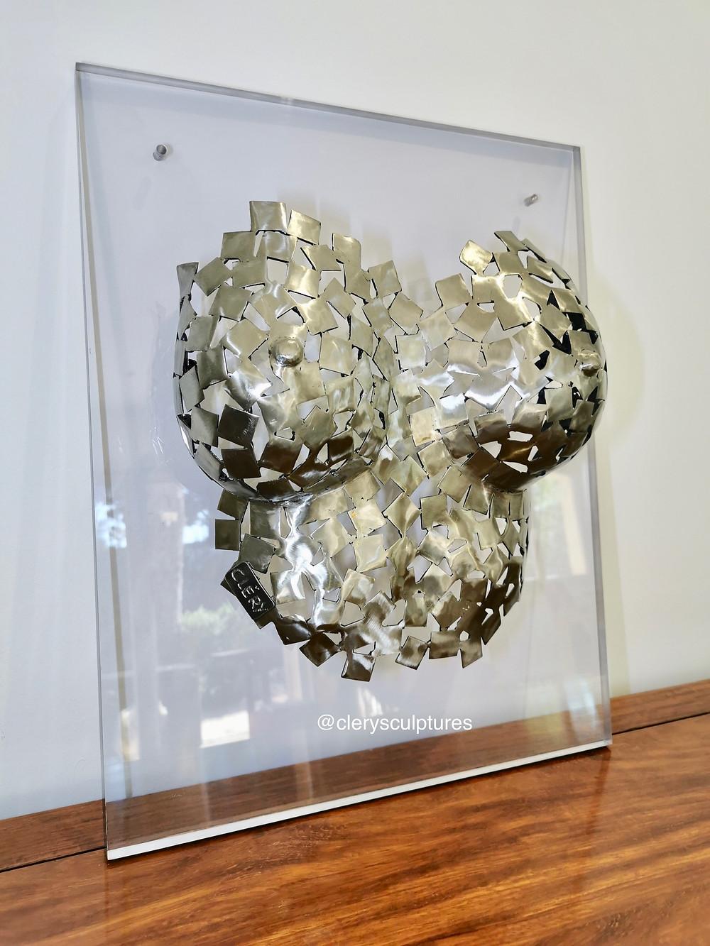 """Gaïa"" by Pascal Cléry Ferron www.clerysculptures.com"