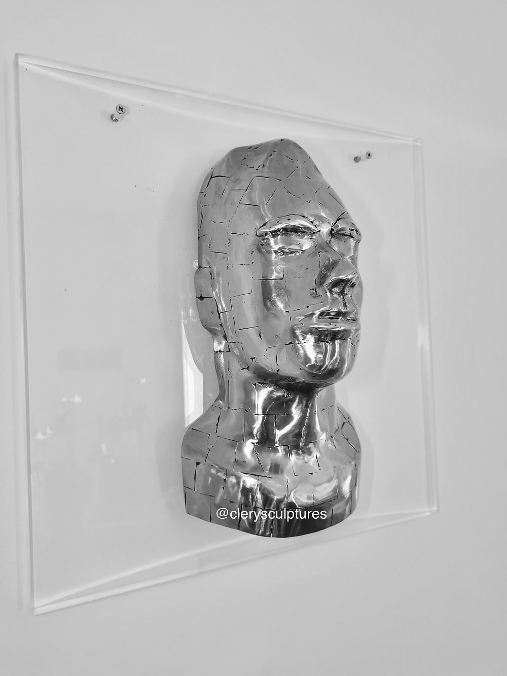 """Éphèbe"" by Pascal Cléry www.clerysculptures.com"
