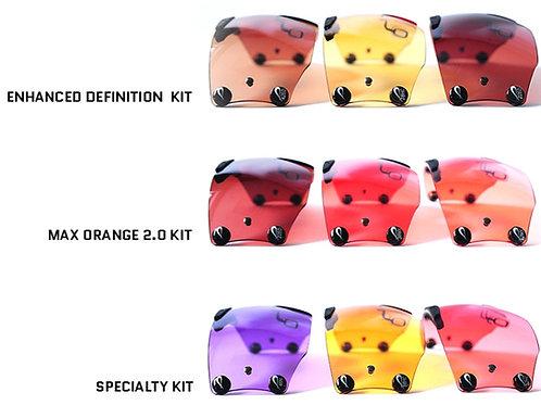 3st Linspaket Standardfärger , Outlaw Vivx inkl båge