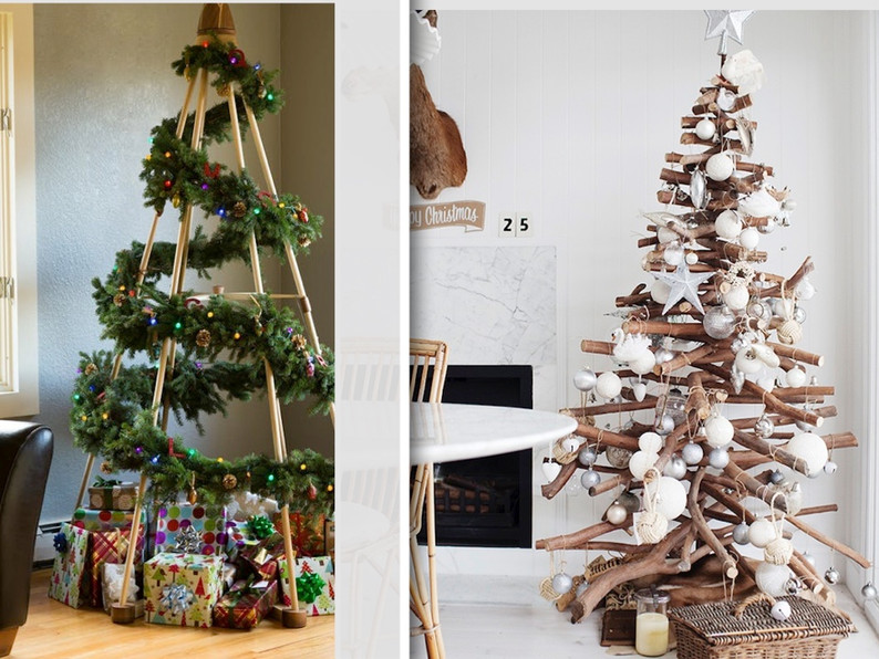 Alternative Christmas Tree Decoration Ideas!
