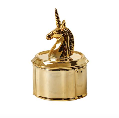 Unicorn Jewellery Box