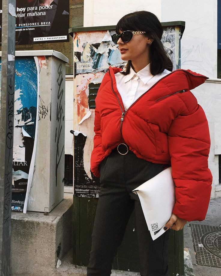 How to Wear Puffer Jackets?