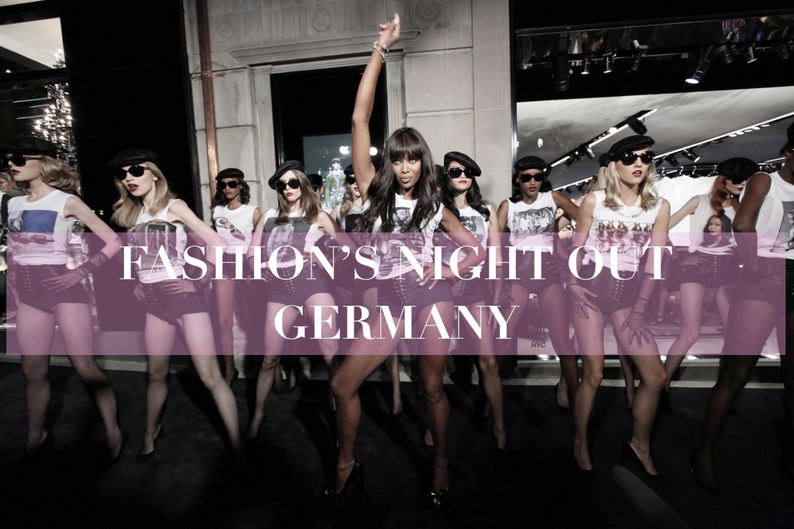 NEWS: 2017 Fashion's Night Out!