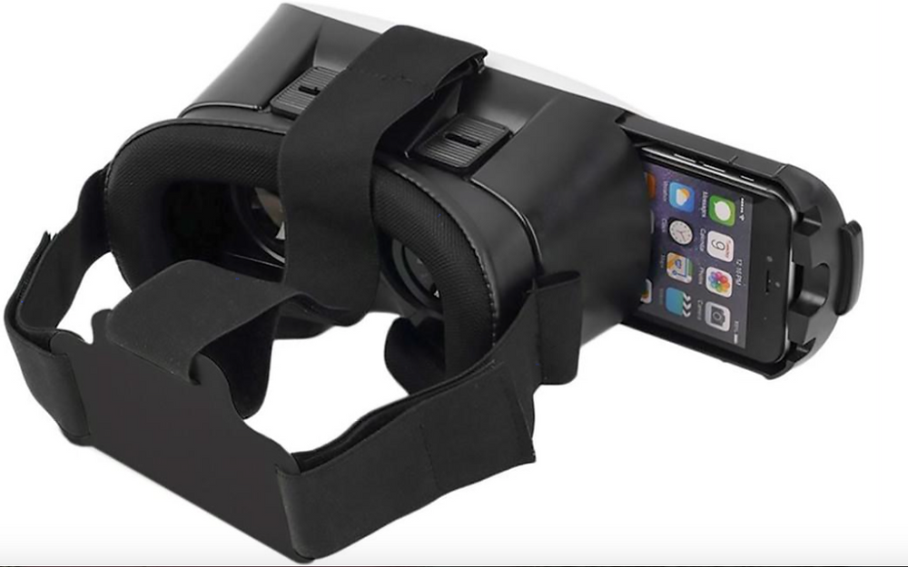 3D Virtual Realty Glasses