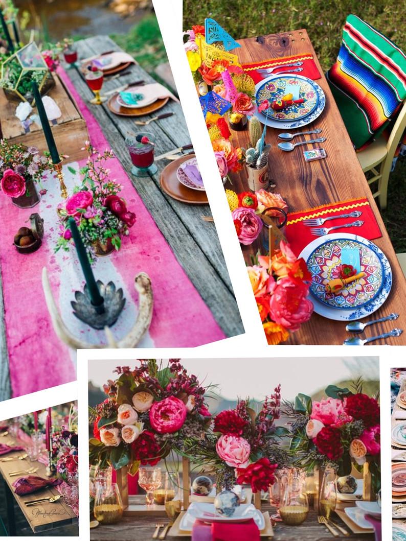 Bohemian Wedding Ideas!