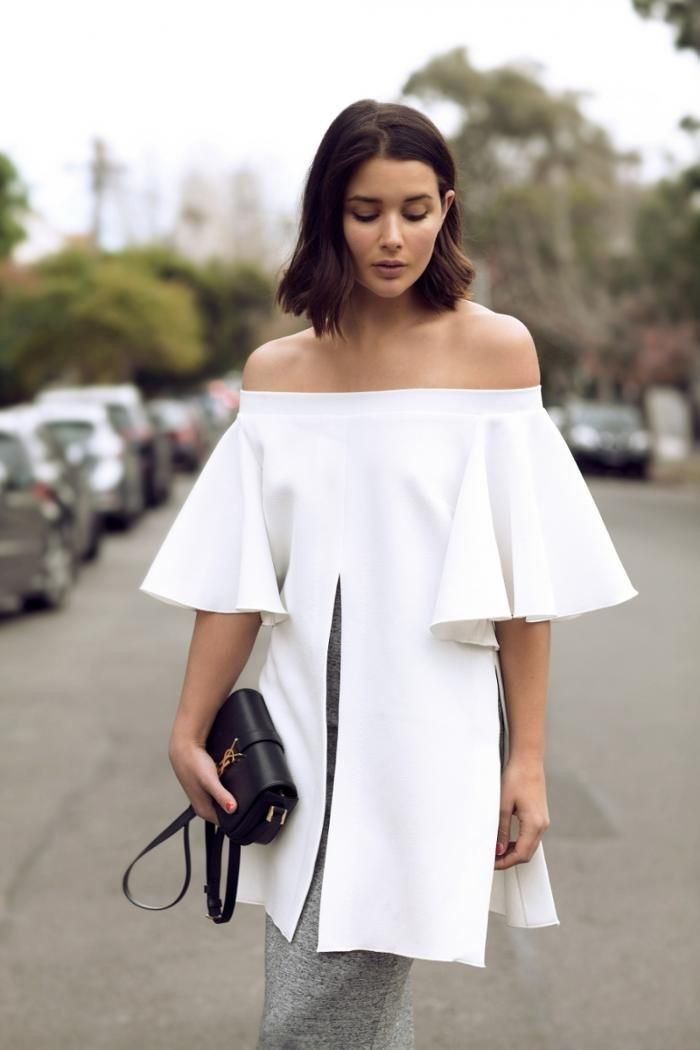 offshoulder white