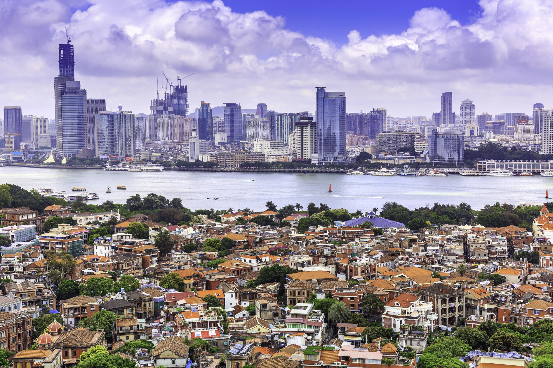 Amoy City, Fujian Province, China