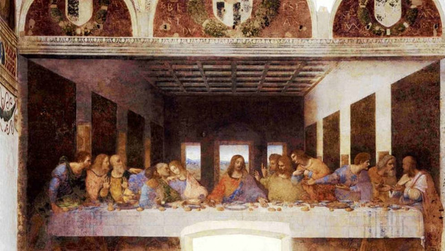 My Best Moments  * The Last Supper - Cenacolo