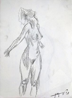 Hilit Koren   Drawings  הילית קורן   רישומים