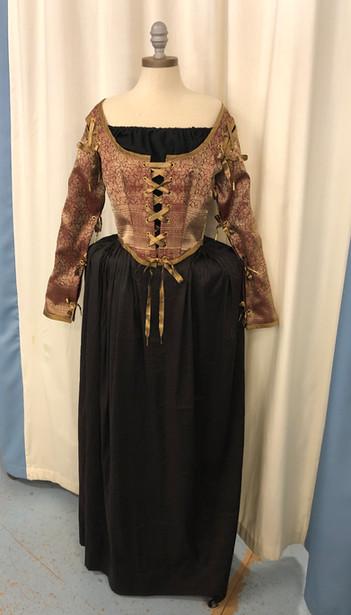 17th century costume