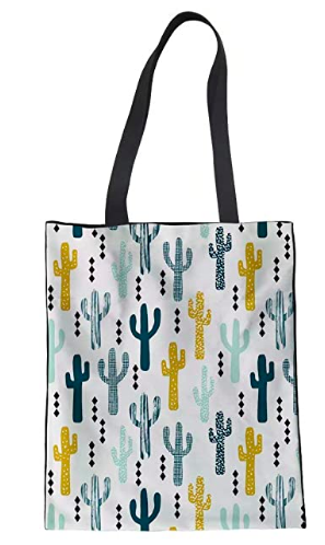 FOR U DESIGNS Canvas Tote