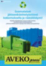 AVEKO press esite | Suomalaiset jätteenkäsittelylaitteet