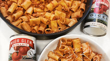 Balance By Beth's Rigatoni Bolognese