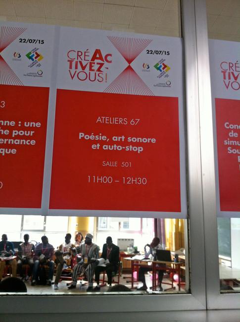 Forum mondial de la langue française.