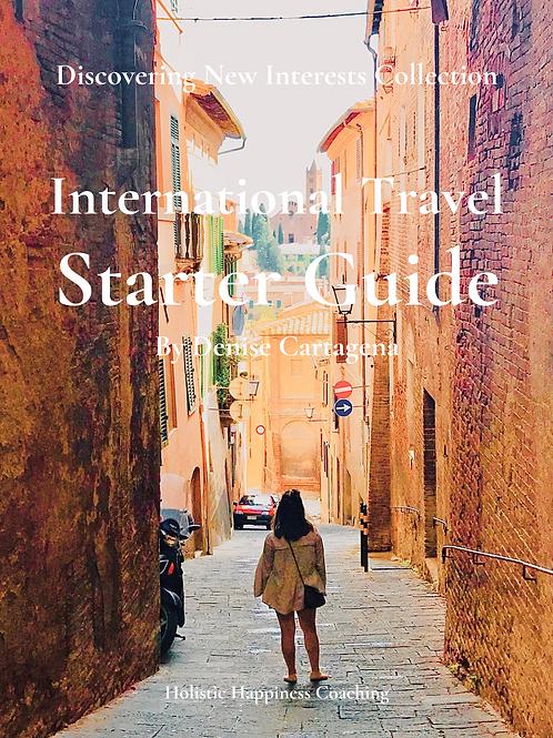 International Travel Starter Guide