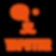 Yapster mark full orange RGB CAPS OL.png