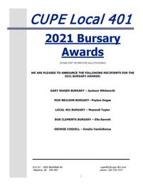 Bursary Award Notice 2021.png