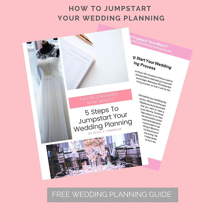 JUMPSTART YOUR WEDDING PLANNING free ebook It's Your Day Professional Wedding Event Planner Memphis Tenesse Corporate Events Weddings Parties