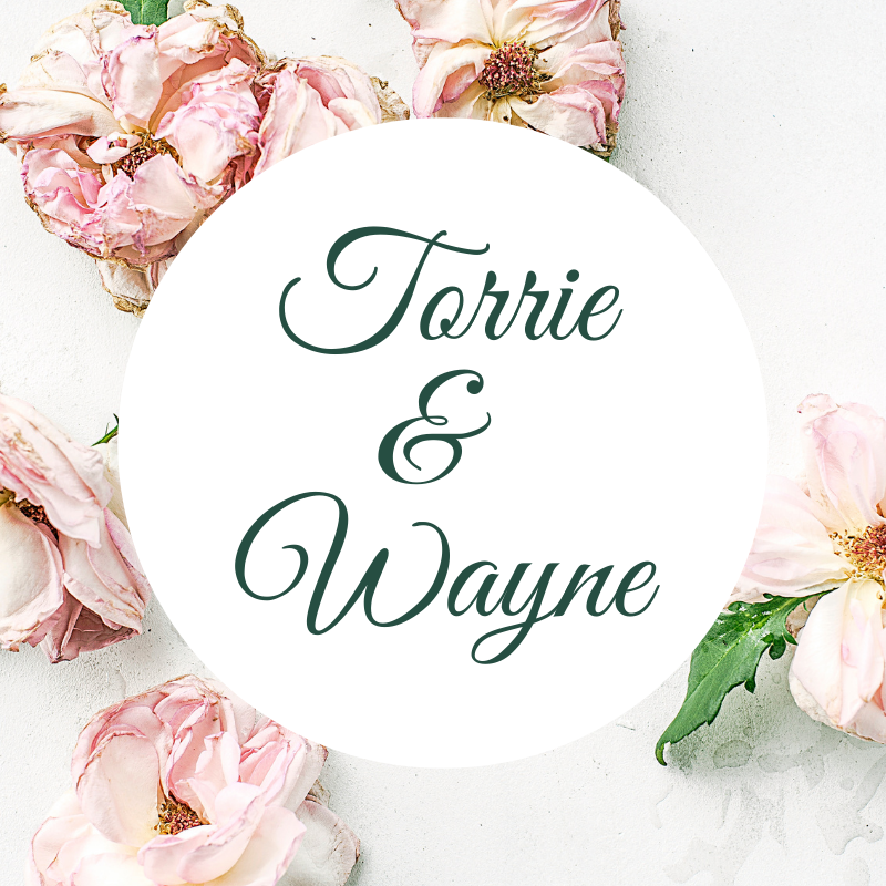 Torrie and Wayne