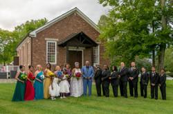 King's Chapel Wedding Arrington, TN
