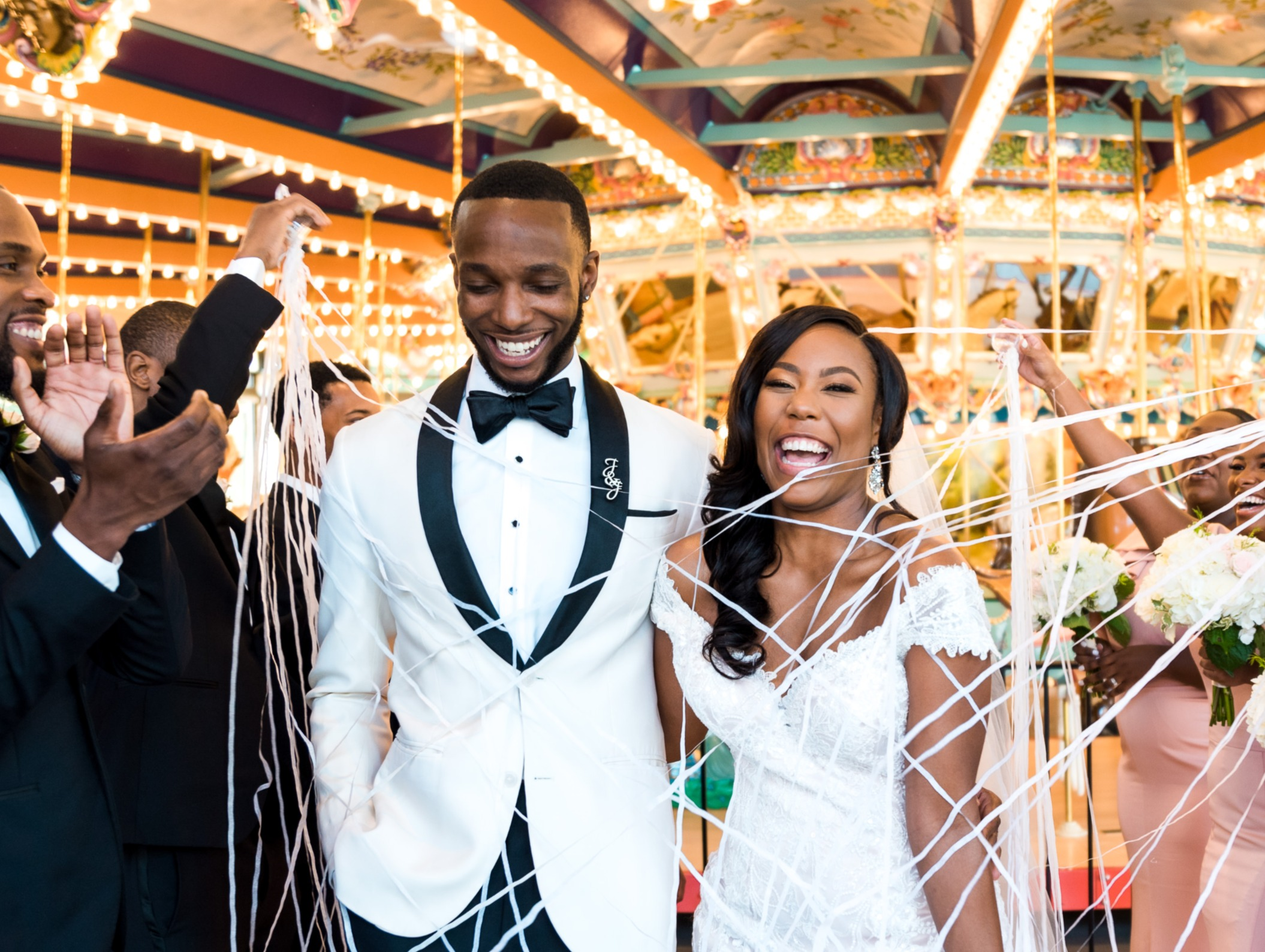 Children's Museum of Memphis Wedding