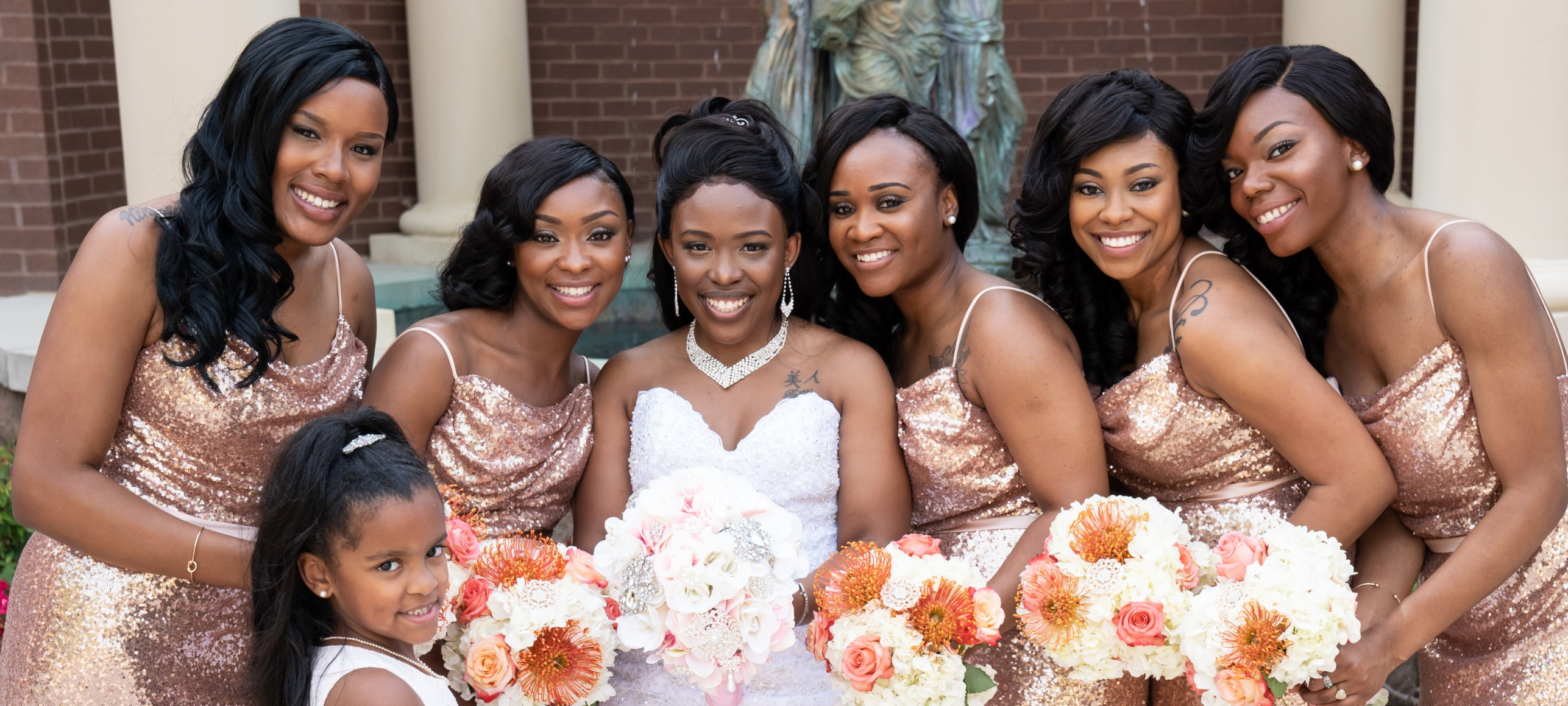 Esplanade Memphis Wedding