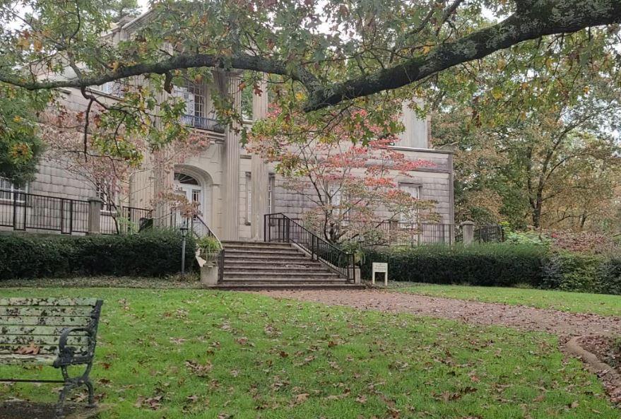 Burritt on the Mountain Mansion in Huntsville, Alabama
