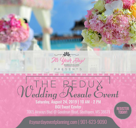 It's Your Day Professional Wedding Event Planner Memphis Tenesse Corporate Events Weddings Parties