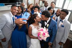 Noah's Event Venue Memphis Wedding