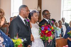 King's Chapel Wedding