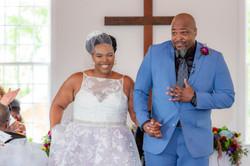 King's Chapel Wedding Arrington TN