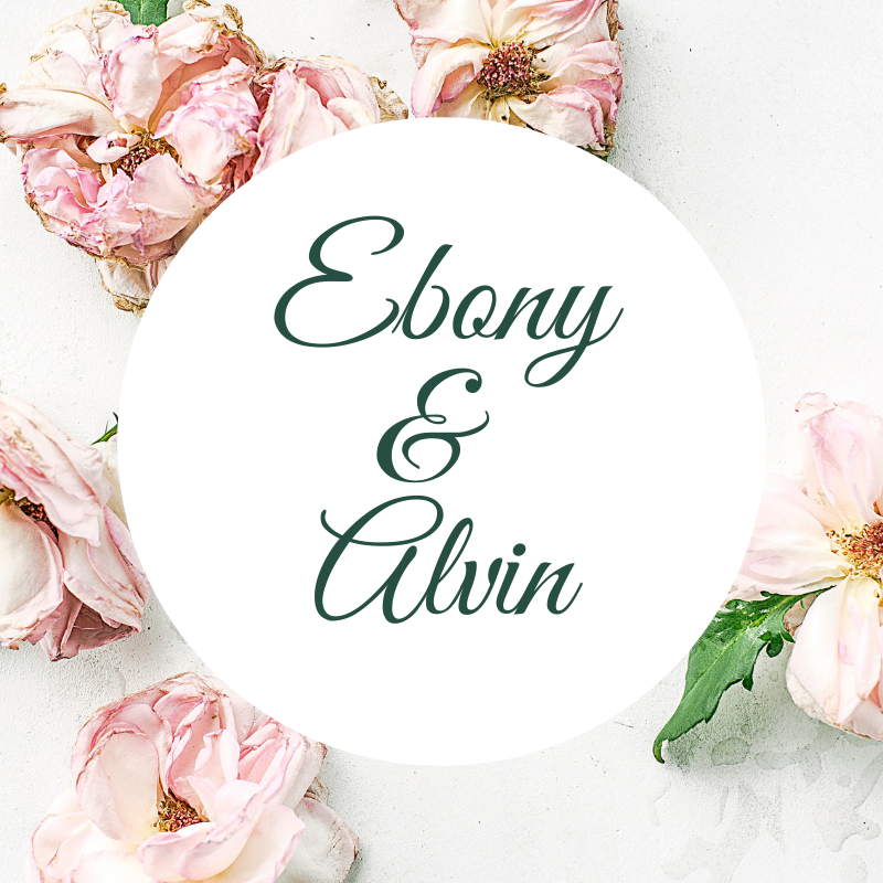 Ebony and Alvin