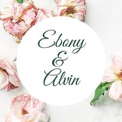 Ebony and Alvin