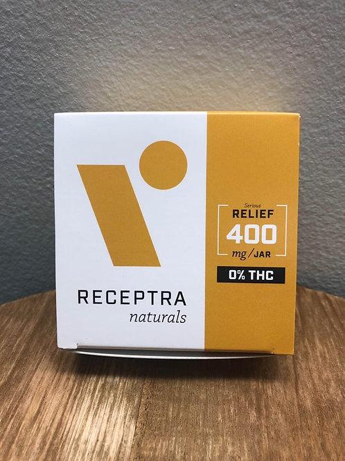 400mg Targeted CBD Topical NO THC