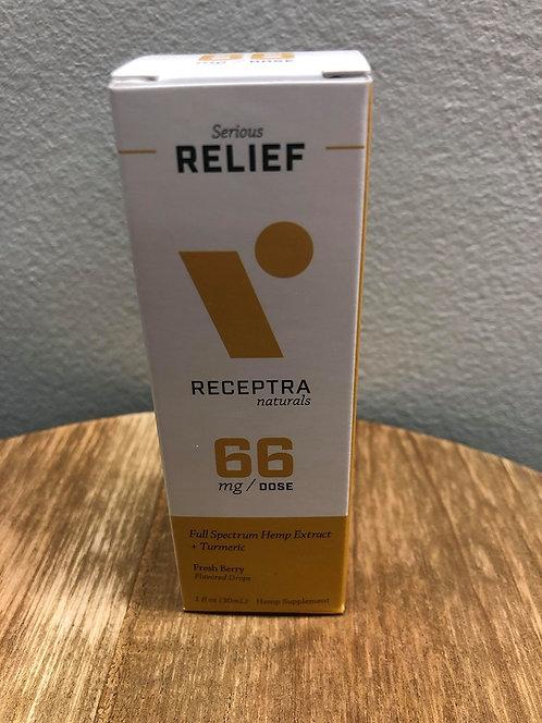Relief 66 Tincture (66 mg per dose)