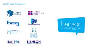 Hanson Logo Development