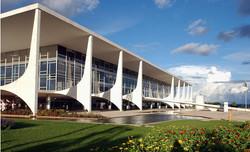 Brasilia Präsidentenpalast