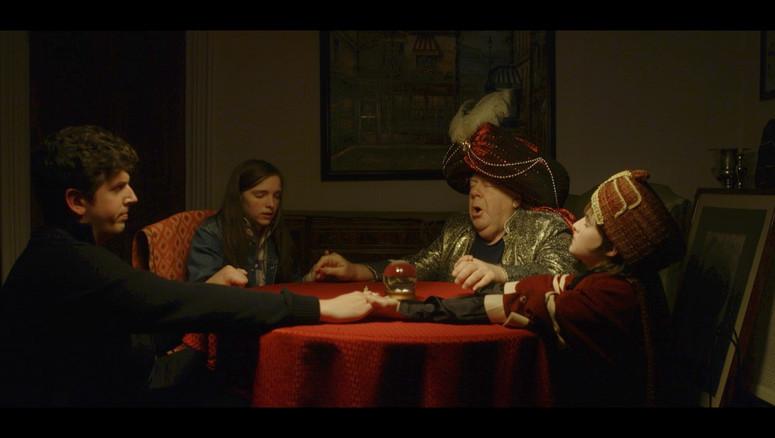 Nick Shine (Ned), Caroline Heffernan (Dottie), George Wendt (The Great Kazoo), Charlie Babbo (Carl)
