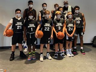 Reborn Foundation now has a basketball team
