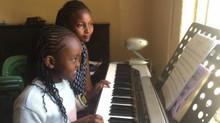 Reborn Starts a Music School