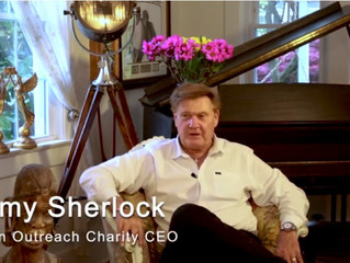 Jimmy Sherlock Reborn Outreach interview trailer