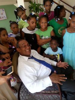 ambassador Vargas Dominican Republic