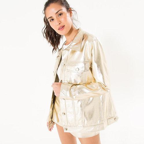 Veste doré