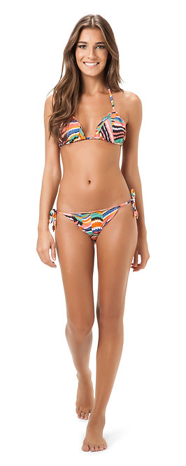 Maillot Queen triangle