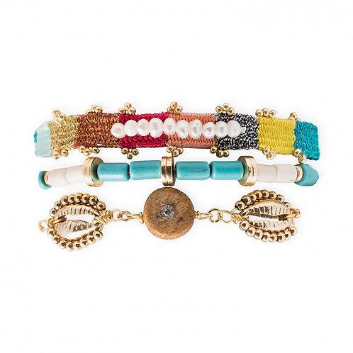 Bracelets Robinson Multi
