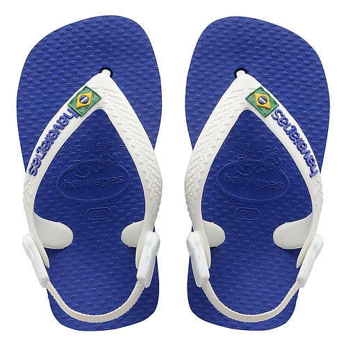 Havaianas Baby Brasil Logo