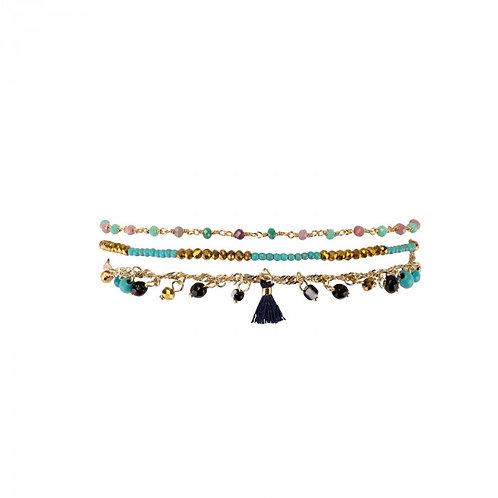 Bracelet Harem turquoise