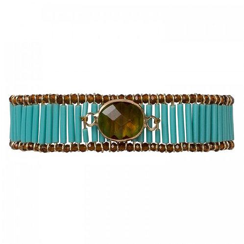 Bracelet Youpi Turquoise