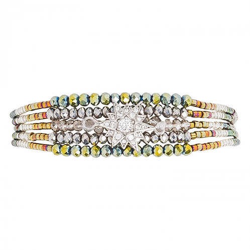 Bracelet Arizana Kaki
